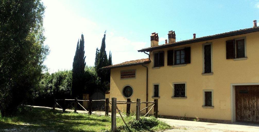 Дом в Тоскане, 10 км от моря.