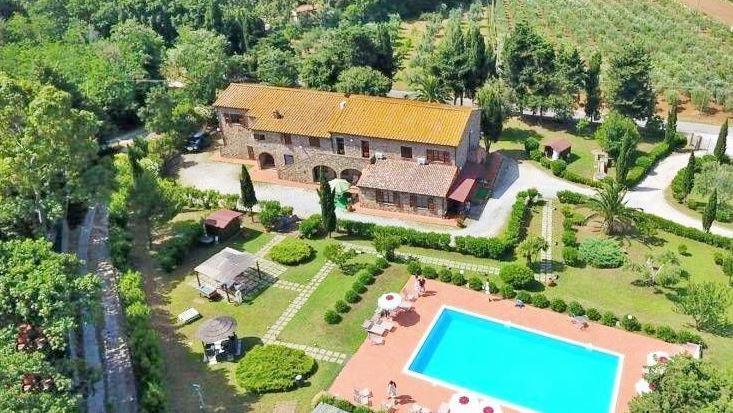 Туристическо-гостиничная резиденция в Тоскане