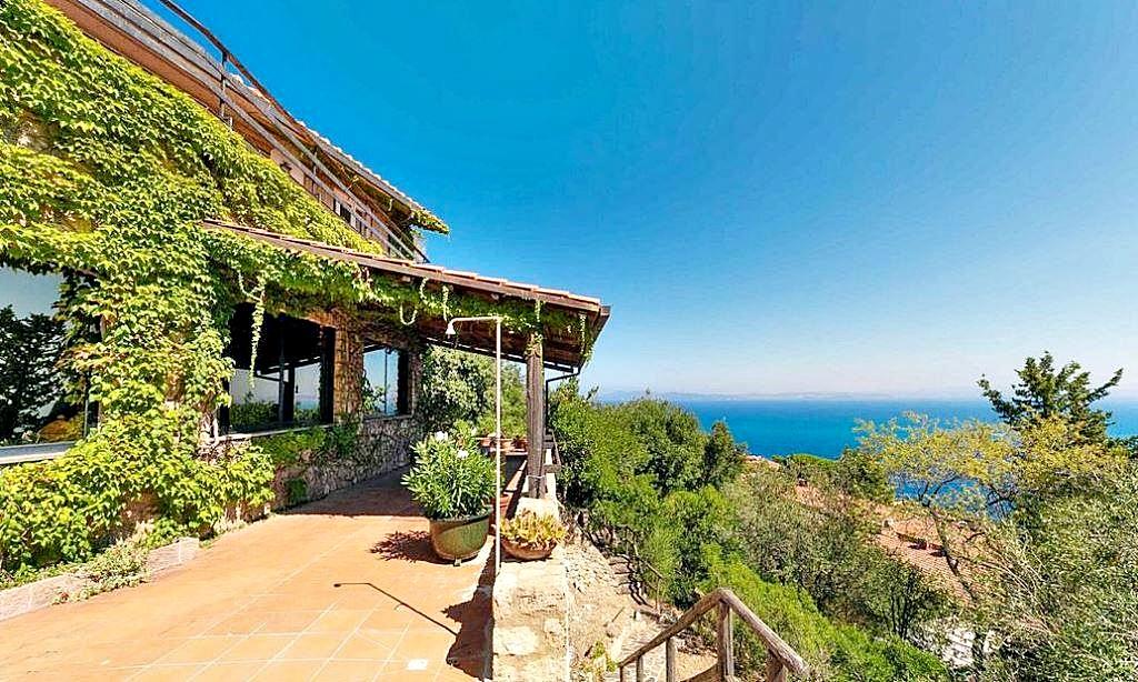 Дом в Монте Арджентарио